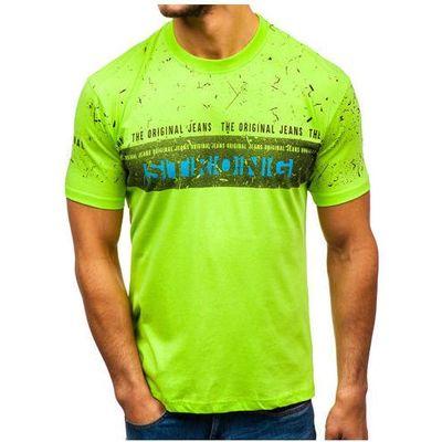 T-shirty męskie EZDICORNE Denley