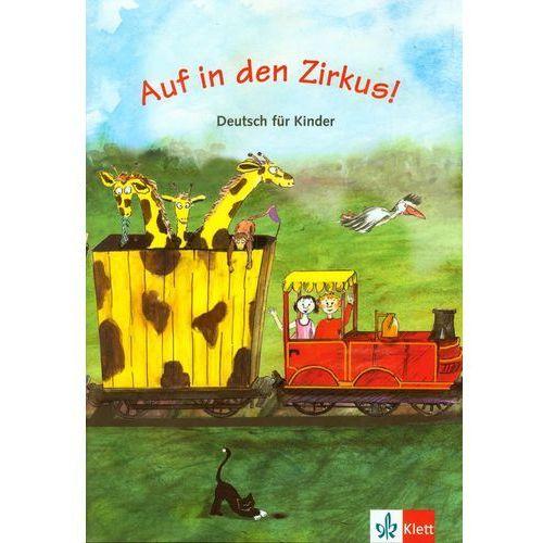 Auf in den Zirkus!: podręcznik z ćwiczeniami (2003)