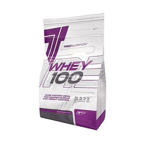 Trec whey 100 2000g - chocolate sesame
