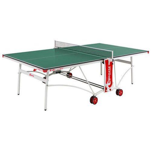 Stół do tenisa stołowego Sponeta S3-86i - zielony