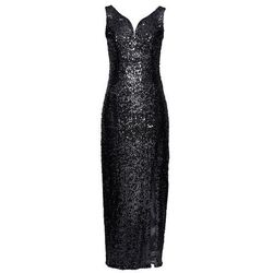 20f8967493 Sukienka z cekinami bonprix czarny. 349.99 zł · bonprix