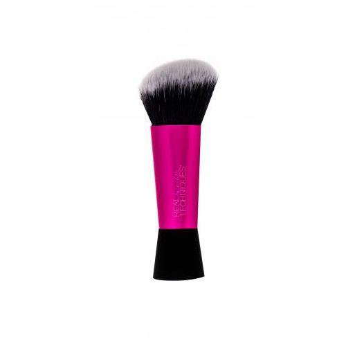 Real Techniques Brushes Finish Mini pędzel do makijażu 1 szt dla kobiet - Ekstra oferta