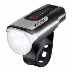 aura 80 światło przednie usb 2020 oświetlenie rowerowe - zestawy marki Sigma sport