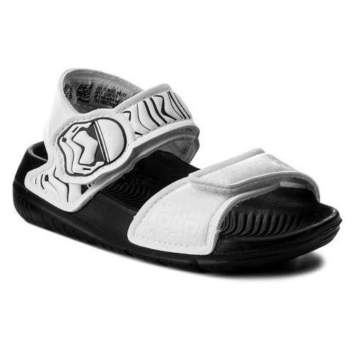 a6568ded507e2 Sandały adidas - Star Wars AltaSwim CQ0128 Cblack/Cblack/Ftwwht, kolor biały