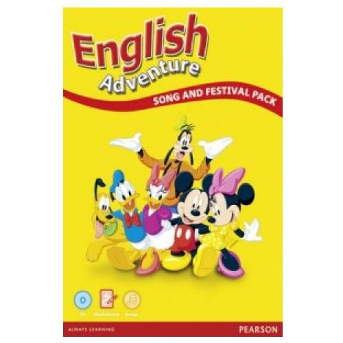 English Adventure. Song And Festival Pack (2011)