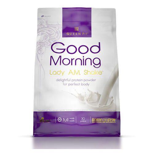 Białko dla kobiet Good Morning Lady Am Shake 720g Wanilia Olimp (:)