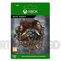 Tell My Why [kod aktywacyjny] Xbox One