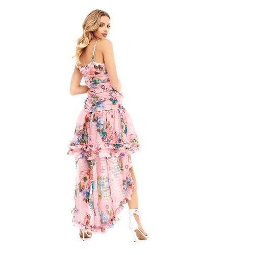Sukienka Lilly w kolorze różowym