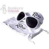 Okulary przeciwsłoneczne dzieci 0-2lat RETRO BANZ