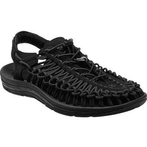 Keen uneek sandały kobiety, black/black us 10,5 | eu 41 2020 sandały codzienne