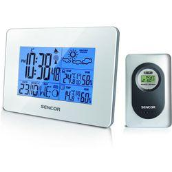 Termometry i stacje pogodowe  SENCOR