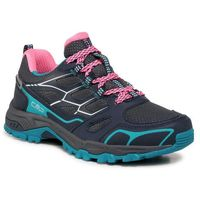 Buty CMP - Zaniah Wmn Trail Shoe Wp 39Q9686 Antracite/Zaffiro