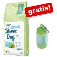 Duże opakowanie + pojemnik na worki na odchody gratis! - veggiedog grainfree, 10 kg| darmowa dostawa od 89 zł i super promocje od zooplus! marki Green petfood