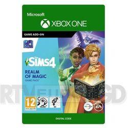 The sims 4 - kraina magii dlc [kod aktywacyjny] xbox one marki Microsoft