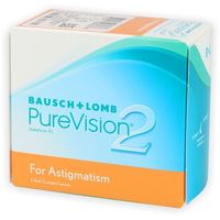 Bausch & lomb Purevision 2 hd for astigmatism 6 szt.