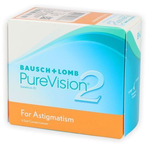 PureVision 2 HD for Astigmatism 6 szt