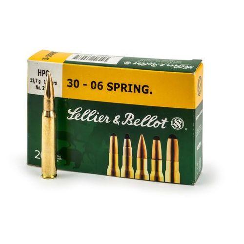 Sellier&bellot Amunicja 30-06 11,7g/180grs hpc (8590690331635)