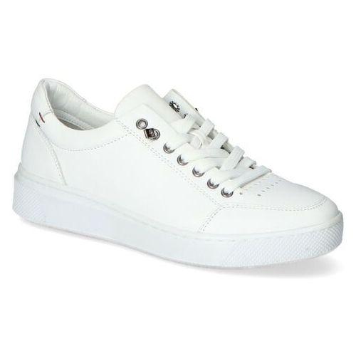 Sneakersy 1403600 białe lico, Venezia