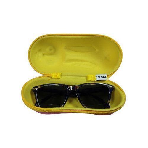 Etui na okulary przeciwsłoneczne case dzieci - pink rabbit marki Banz