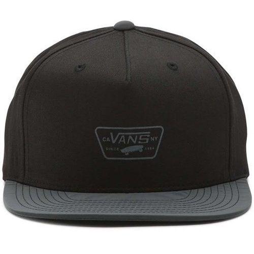 Czapka z daszkiem - vans reflect snap black (blk) Vans