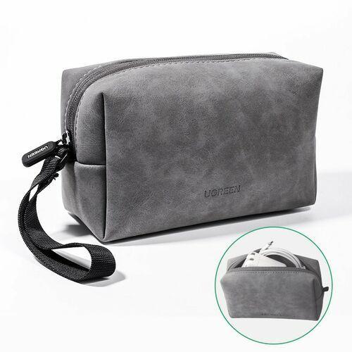 Kosmetyczka saszetka torba sakwa na drobiazgi urządzenia mobilne telefon portfel szary (lp285 80359) Ugreen - Najtaniej w sieci