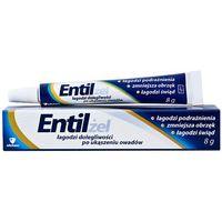 ENTIL Żel łagodz. po ukąszeniu owadów - - 8 g (5906071002132)