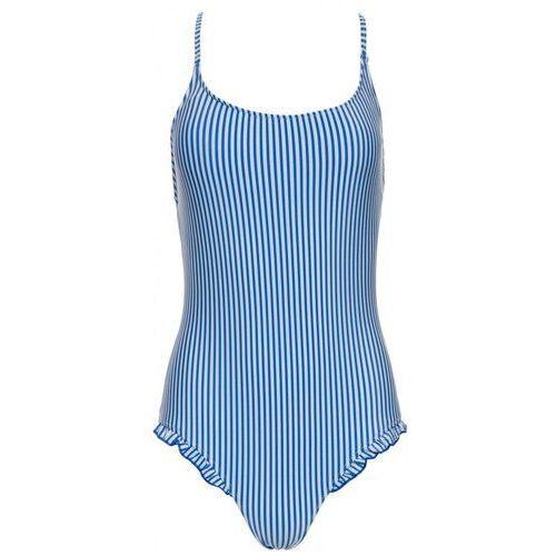 strój kąpielowy damski natalie s niebieski marki Pepe jeans