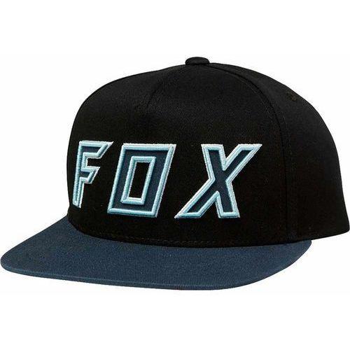 czapka z daszkiem FOX - Youth Posessed Snapback Black (001) rozmiar: OS, kolor czarny