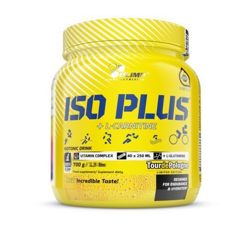 OLIMP Iso Plus Powder - 700g - Orange