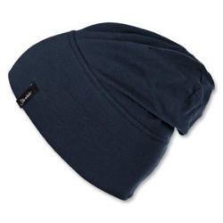 Sterntaler beanie slouch czapeczka jersey, kolor marine