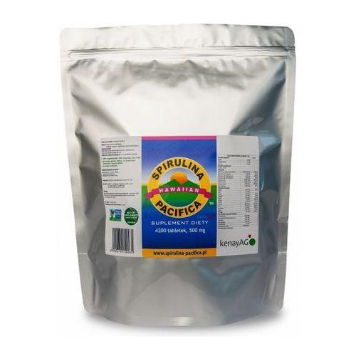 Tabletki Spirulina Pacifica 500mg 4200 tabl