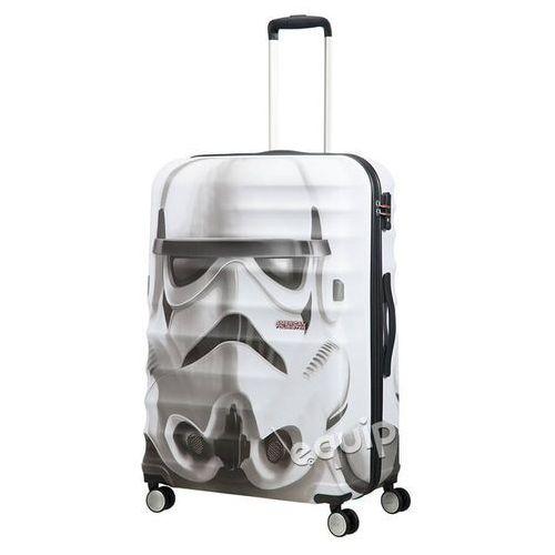 American tourister Walizka duża wavebreaker disney - star wars storm trooper