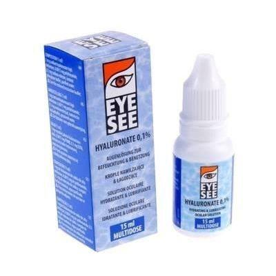 Płyny pielęgnacyjne Eye See