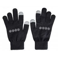 rękawice INDEPENDENT - Chain Cross Gloves Black (BLACK)
