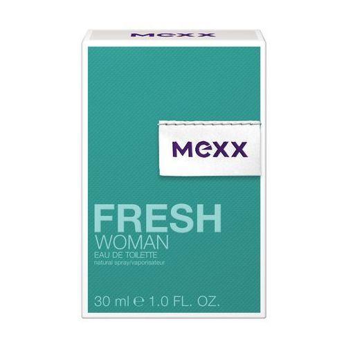 Mexx Fresh Woman 30ml EdT - Genialny upust