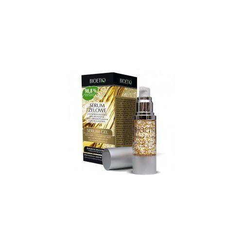 Serum żelowe z potrójnym kwasem hialuronowym i mikrokapsułkami z olejem z opuncji figowej 30 ml, 635 - zdjęcie