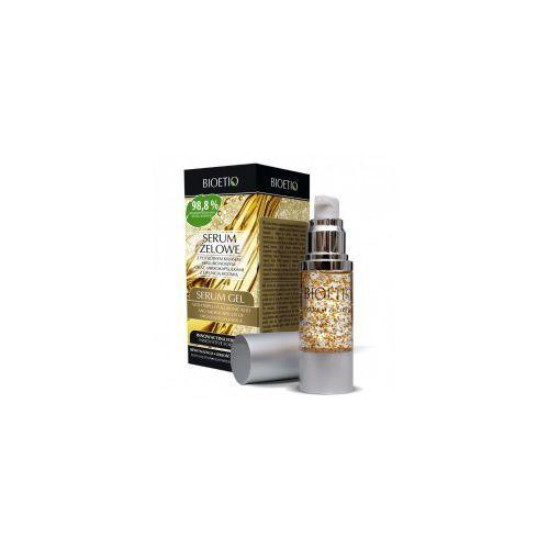 Serum żelowe z potrójnym kwasem hialuronowym i mikrokapsułkami z olejem z opuncji figowej 30 ml, 635