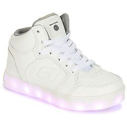 Trampki wysokie Skechers ENERGY LIGHTS, 90600L-WHT