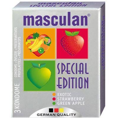 Prezerwatywy Masculan PokojRozkoszy.pl Erotyczny