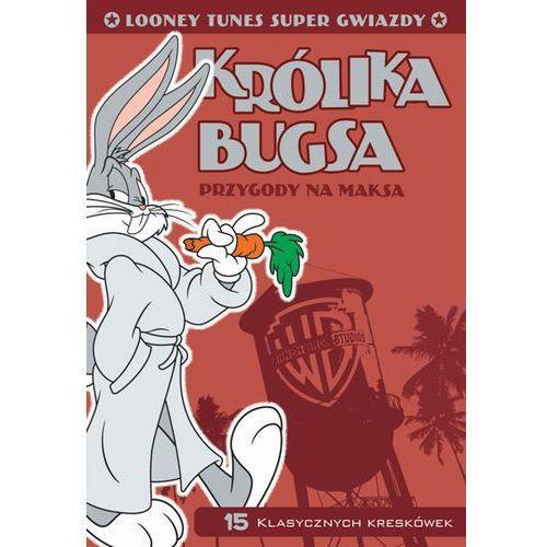 Galapagos Film looney tunes super gwiazdy: królika bugsa przygody na maksa looney tunes super stars bugs bunny hare extraordinaire