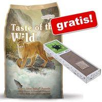 7 kg Taste of the Wild dla kota + Multi-Scratch mata do drapania gratis! - Canyon River Feline| Darmowa Dostawa od 89 zł i Super Promocje od zooplus!
