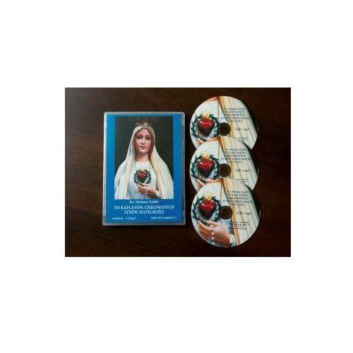 Do kapłanów, umiłowanych synów Matki Bożej - 3 CD Mp3 (audiobook) (9788386092277)