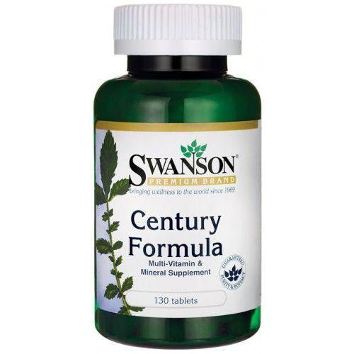 Tabletki Century Formula bez żelaza 130 tabl