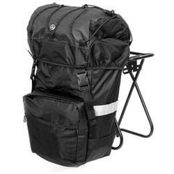 Author Wyprzedaż torba na bagażnik a-n472, 11 l czarna