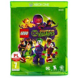 Gra xbox one lego super złoczyńcy marki Warner brothers entertainment