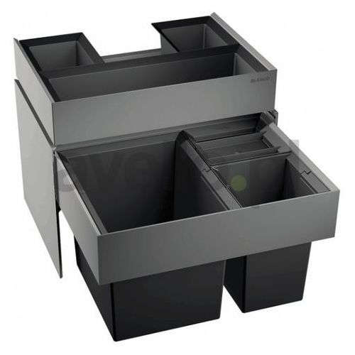 blanco sortownik odpad w kosz na mieci potr jny select 60 3 xl orga 520782 ceny opinie. Black Bedroom Furniture Sets. Home Design Ideas