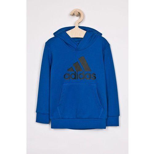 adidas Performance Bluza dziecięca 110 176 cm Bluzy rozpinane chłopięce czerwone w