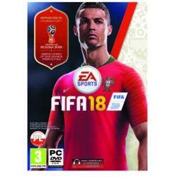 Fifa 18 marki Electronic arts