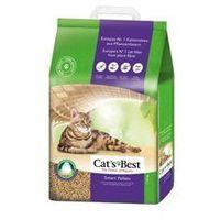 Jrs cat's best nature gold - żwirek dla kotów długowłosych drewniany zbrylający 10l (5kg) (4002973000885)