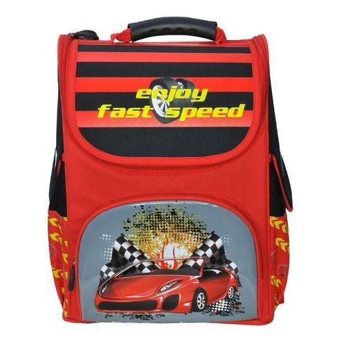 Tornister szkolny enjoy fast speed marki Incood.